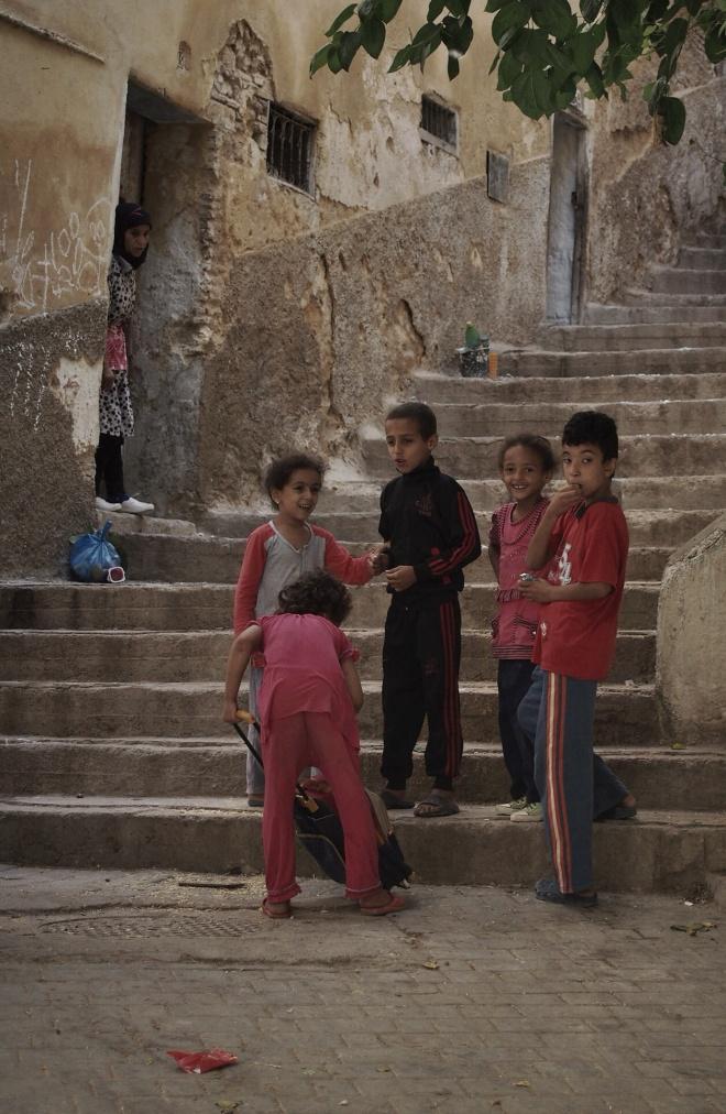 Children of the Medina, Fes