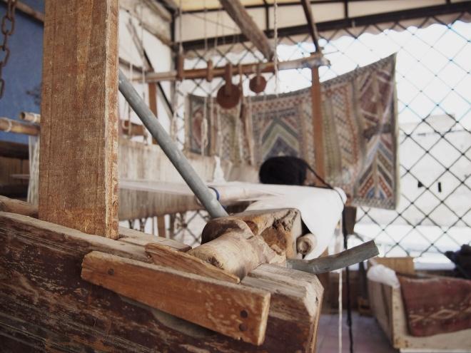 Loom No.1, Fes