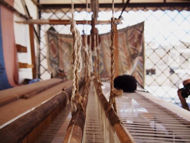 Loom No.2, Fes
